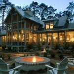 Palmetto Bluff Sc for Tropical Exterior with Screen Porch