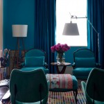 Pantone Color Wheel for Eclectic Living Room with Area Rug