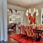 Pantone Color Wheel for Traditional Dining Room with Color