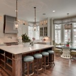 Parade of Homes Mn for Traditional Kitchen with Recessed Lighting