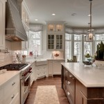 Parade of Homes Mn for Traditional Kitchen with Stainless Steel Stove