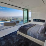 Paradise Pools and Spas for Contemporary Bedroom with Shaggy Area Rug