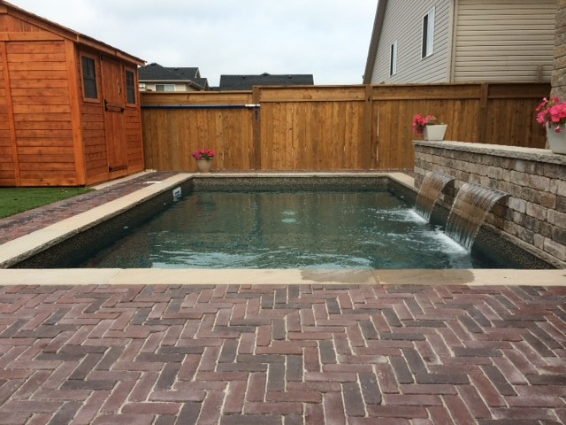 Paradise Pools and Spas for Contemporary Pool with Pools