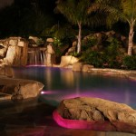 Paradise Pools and Spas for Tropical Pool with Tropical