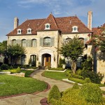 Pardee Homes Las Vegas for Traditional Exterior with Entrance