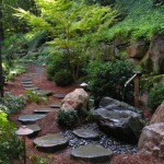Pardee Homes Las Vegas for Traditional Landscape with Stepping Stone Path