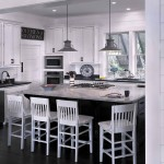 Pawleys Island Posh for Beach Style Kitchen with Open Kitchen