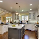 Pawleys Island Posh for Traditional Kitchen with Subway Tile Backsplash