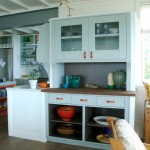 Peabody Supply for Beach Style Kitchen with Wood Floors