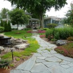 Peaceful Valley Farm Supply for Traditional Landscape with Sedum