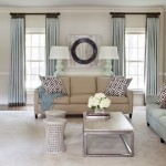 Peaceful Valley Furniture for Transitional Family Room with Baseboards