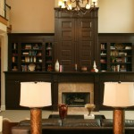 Peachtree Properties for Traditional Living Room with Elongated Windows
