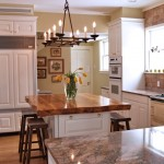 Peachtree Woodworking for Farmhouse Kitchen with Devos Custom Woodworking