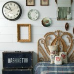Pearle Vision Omaha for Shabby Chic Style Bedroom with Wall Decor