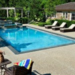 Pebble Tec Colors for Traditional Pool with Heater