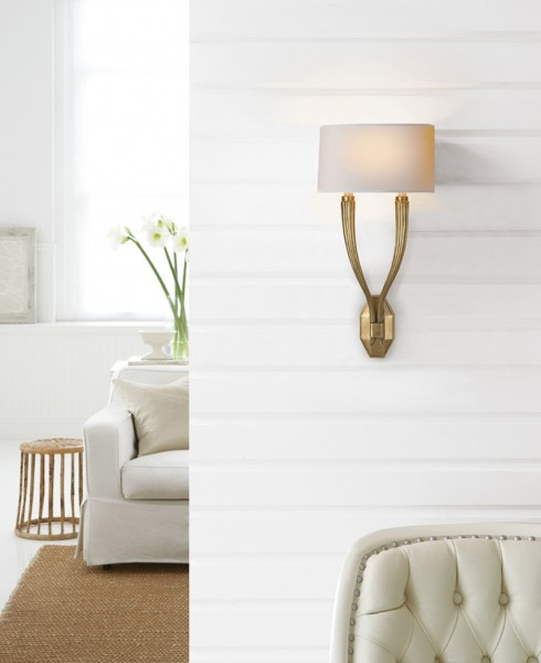 Pego Lamps for Eclectic Bedroom with Wall Sconces