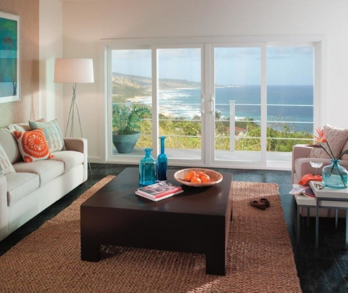 Pella Corporation for Contemporary Living Room with 350 Series