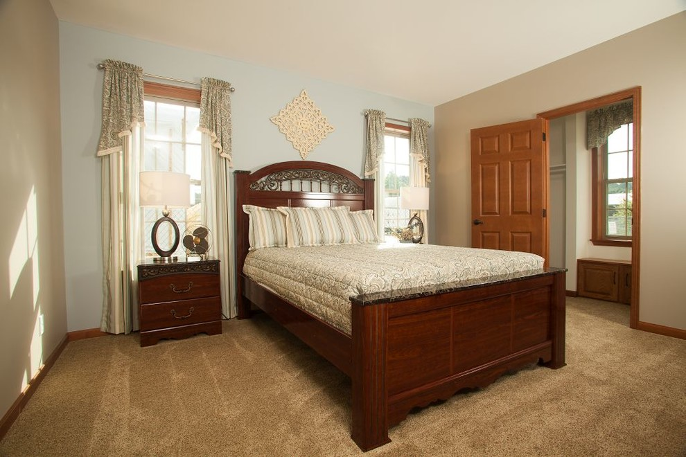 Pennwest Homes for Craftsman Bedroom with Home