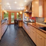 Pental Tile for Contemporary Kitchen with Eat in Kitchen