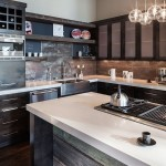 Pental Tile for Contemporary Kitchen with Inserts