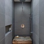 Pental Tile for Industrial Bathroom with Gray Tile