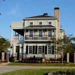 Penthouse New Orleans for Traditional Exterior with Column