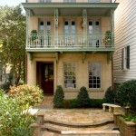 Penthouse New Orleans for Traditional Exterior with Tile Patio