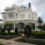 Penthouse New Orleans for Victorian Exterior with Path