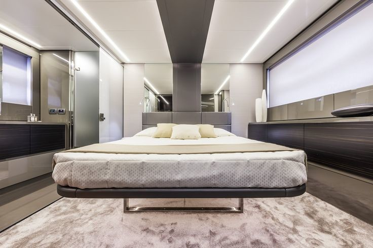 Pershing Yachts for Contemporary Bedroom with Contemporary