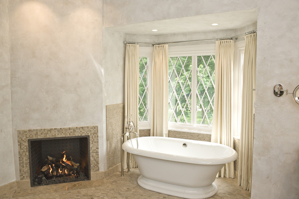 Peterson Plumbing for Victorian Bathroom with West Chester
