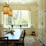 Pierce Flooring for Traditional Kitchen with Crown