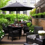 Pilgrim Furniture City for Contemporary Patio with White Flowers