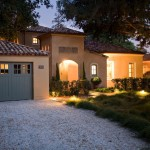 Platte Clay Electric for Mediterranean Exterior with Landscape Lighting