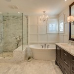 Platte Clay Electric for Traditional Bathroom with Award Winning Builder