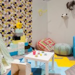 Playrooms for Eclectic Kids with Teepee