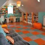 Playrooms for Traditional Kids with Built Ins