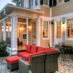 Plumbers Supply Louisville for Craftsman Patio with French Windows