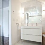 Plumbers Supply Louisville for Modern Bathroom with Subway Tile