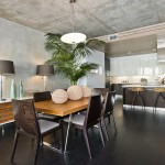 Plyboo for Contemporary Dining Room with Table Lamps