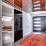 Polish Hearts Usa for Contemporary Entry with Polished Concrete Floor