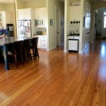 Polish Hearts Usa for Modern Kitchen with Plank Flooring