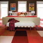 Polka Dog Bakery for Contemporary Bedroom with Pink