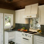 Polka Dog Bakery for Rustic Kitchen with Dark Floor