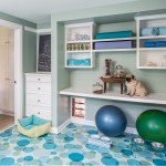 Polka Dog Bakery for Traditional Laundry Room with Chalkboard