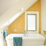 Polyblend Grout Colors for Beach Style Bathroom with Freestanding Bathtub