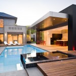 Pool World Spokane for Contemporary Pool with Folding Door