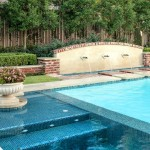 Pool World Spokane for Traditional Pool with Red Brick