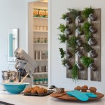 Portico Designs for Contemporary Kitchen with Wood