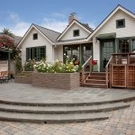 Potomac Valley Brick for Traditional Exterior with Gazebo