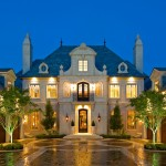 Potterhill Homes for Traditional Exterior with Hardscape